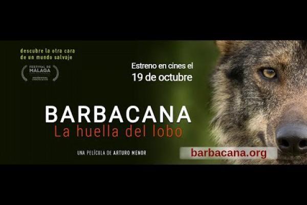 Barbacana, la huella de lobo (película)